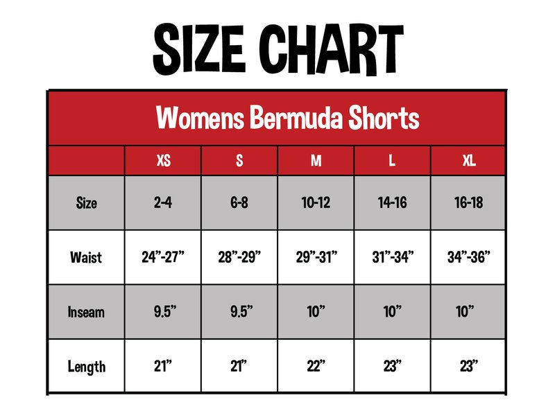Bermuda Shorts | Women